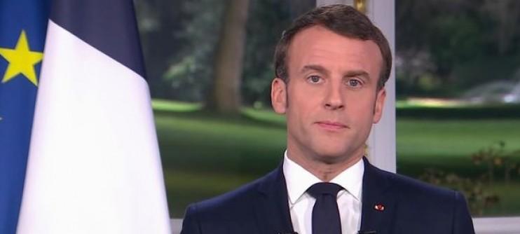 Macron sera là !