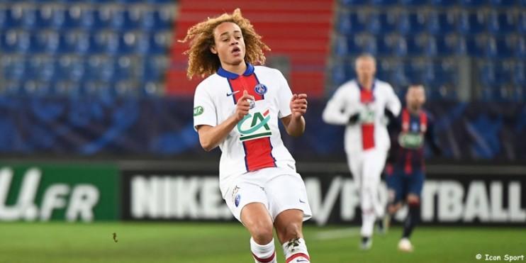 Xavi Simons exclu de la sélection U19 des Pays-Bas