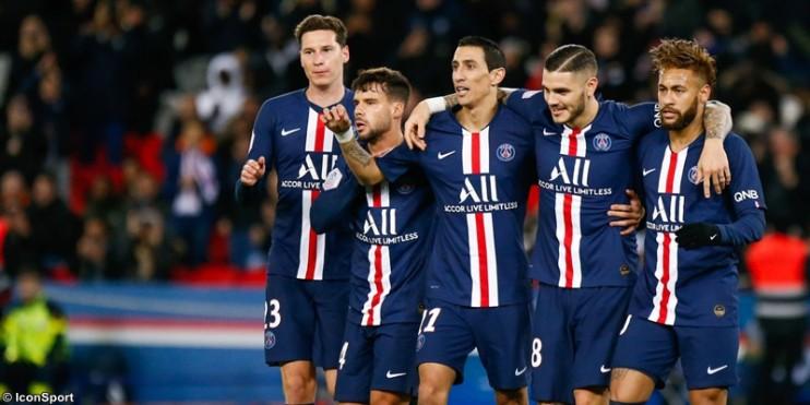 PSG 2-0 Lille : les notes des Parisiens