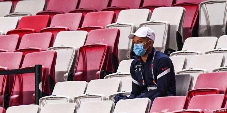 Mbappé, oui pour mardi, Deschamps n'envisage pas son retour au PSG