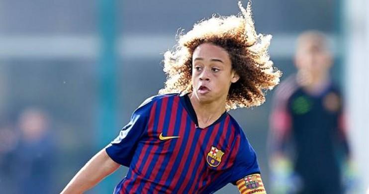 Une pépite de la Masía va signer au PSG — Barça