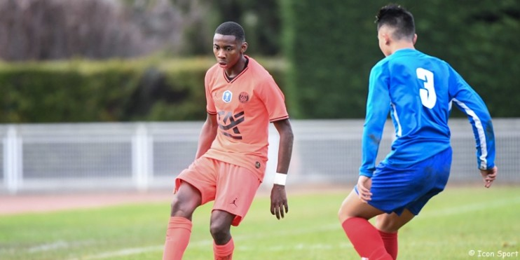 PSG : un contrat pro proposé à un jeune attaquant