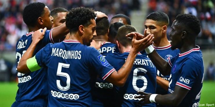 Reims 0-2 PSG : les notes des Parisiens