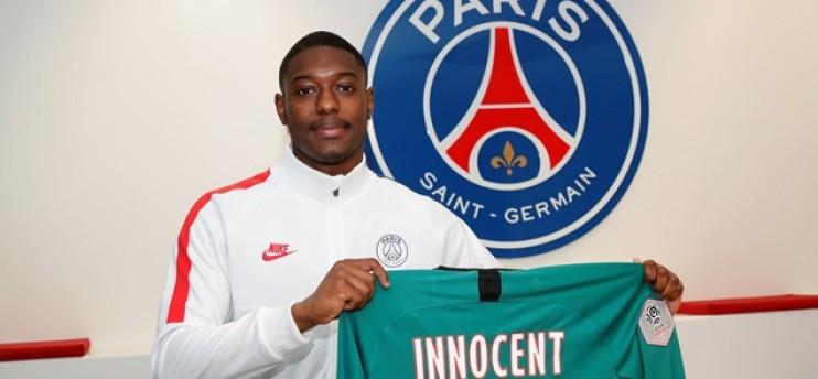 PSG : Innocent prolonge deux ans (officiel)
