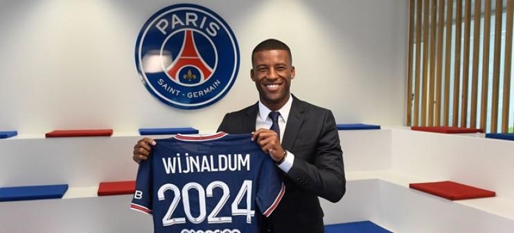 """Wijnaldum : """"Je démens avoir choisi le PSG pour l'argent"""""""