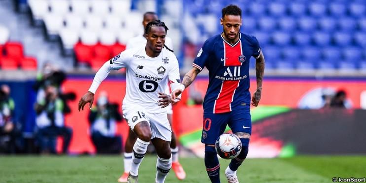 PSG 0-1 Lille : les notes des Parisiens