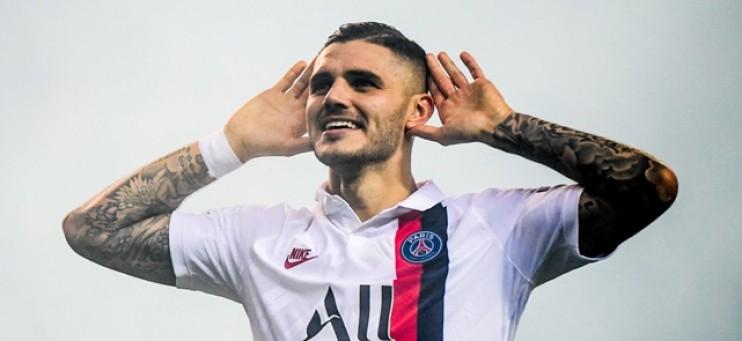 """PSG : Icardi """"virtuellement"""" sous contrat jusqu'en 2024"""