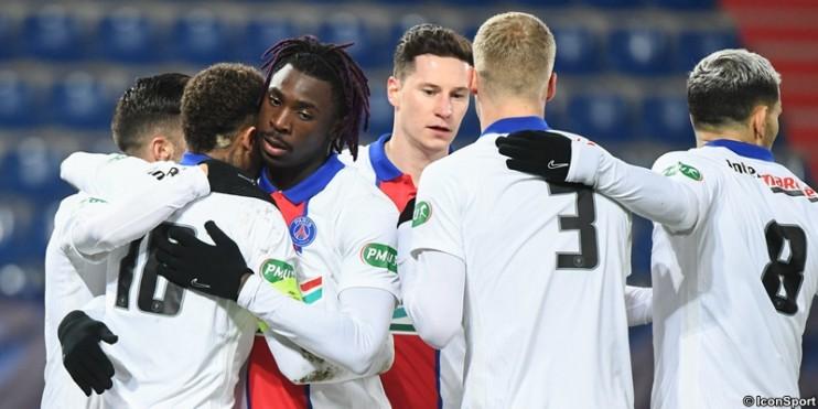 Caen 0-1 PSG : les notes des Parisiens