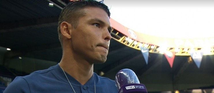 "PSG : Thiago Silva - ""Je méritais plus de respect"""