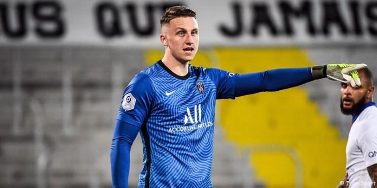 Marcin Bulka (PSG) a demandé à partir — Transferts