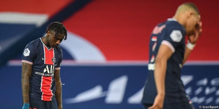 PSG 0-2 Monaco : les notes des Parisiens