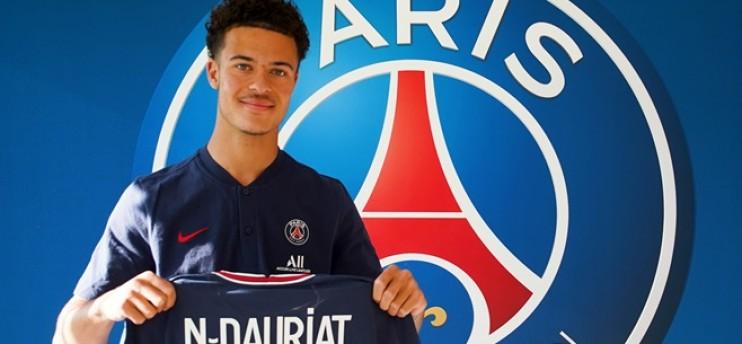 PSG : Noireau Dauriat a bien signé (officiel)