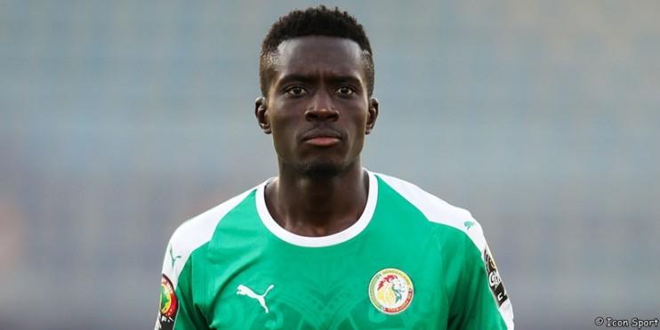 Sénégal : Gueye touché à la cheville