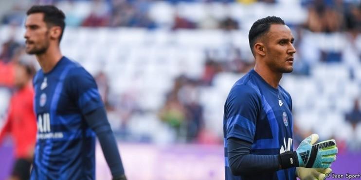 Fin de l'aventure pour Sergio Rico — PSG
