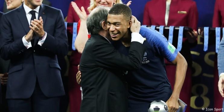 """Le Graët : """"Mbappé aux JO, je ne pense pas que le PSG s'y opposerait"""""""