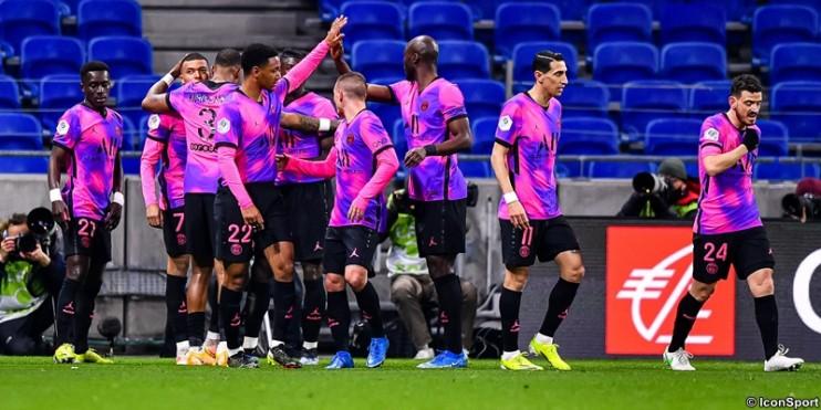 Lyon 2-4 PSG : les notes des Parisiens