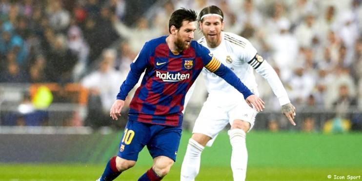 Mercato PSG : Messi et Ramos, la presse espagnole s'enflamme