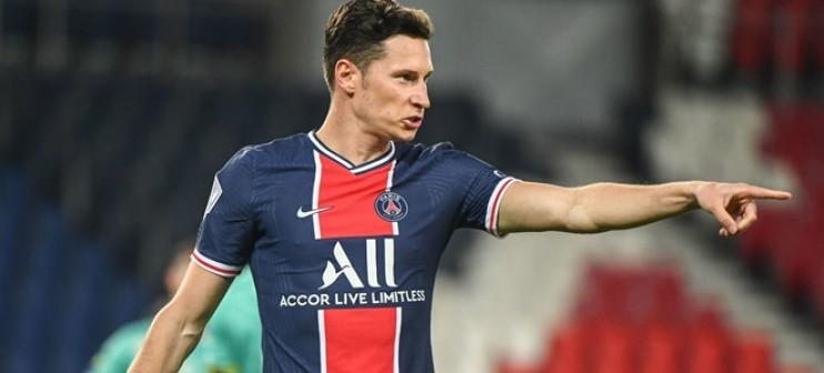 Caen-PSG : la composition officielle avec Draxler !