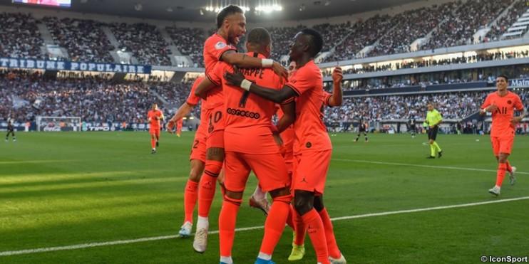 Kylian Mbappé n'est pas satisfait de son entrée face aux Girondins — PSG