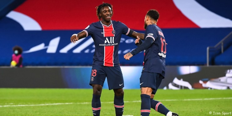 Mercato : le PSG ne négocie pas pour Kean !