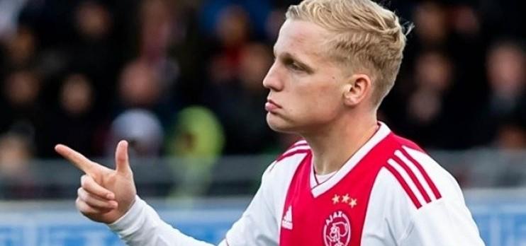 Mercato PSG : Van de Beek, l'espoir renaît ?