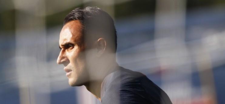 Keylor Navas prend ses marques au PSG