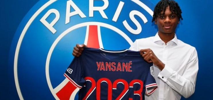 Le PSG signe pro Sekou Yansané !