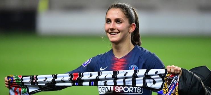 CdF : Ève Périsset va affronter le PSG, l'explication...