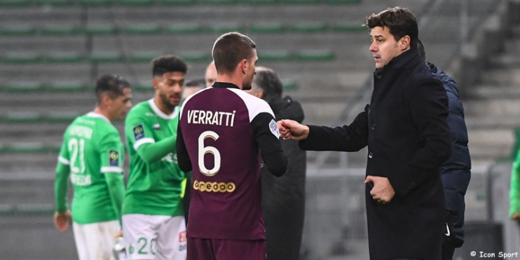 Pochettino se justifie pour Verratti et évoque Mbappé
