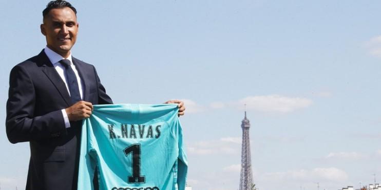 Pas de  clean sheet, Navas rentre à Paris