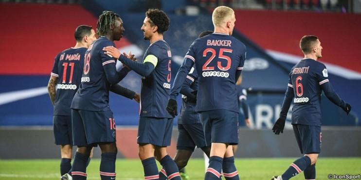 PSG 3-0 Brest : les notes des Parisiens