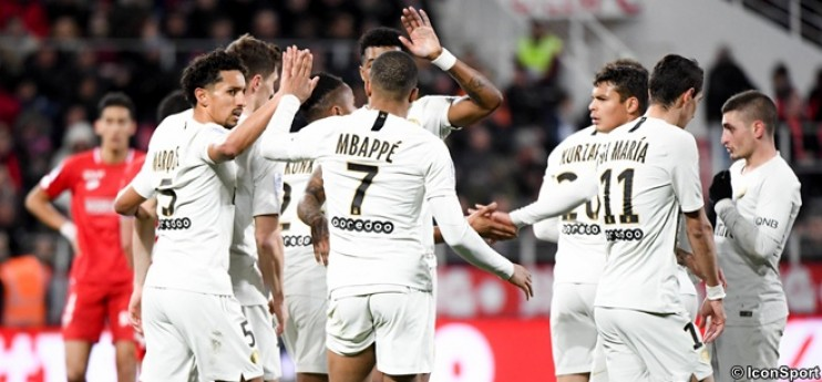 Dijon 0-4 PSG : les notes des Parisiens