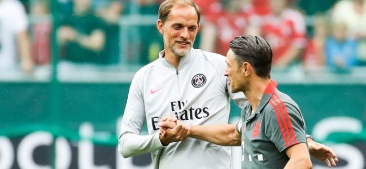 PSG : Tuchel, touché, répond pour Kovac