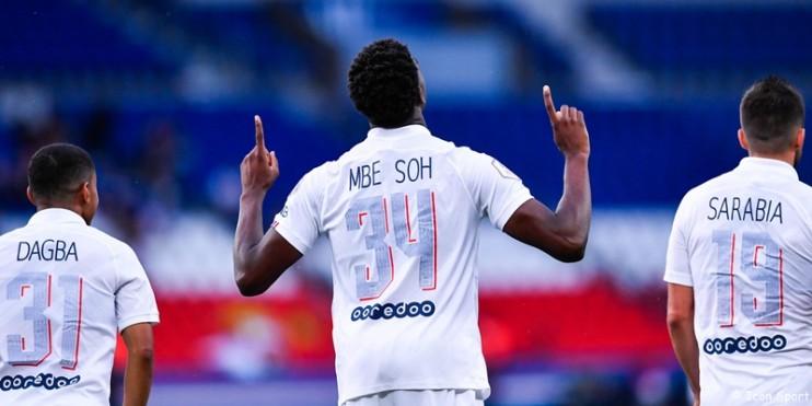 PSG : Mbe Soh discute prolongation