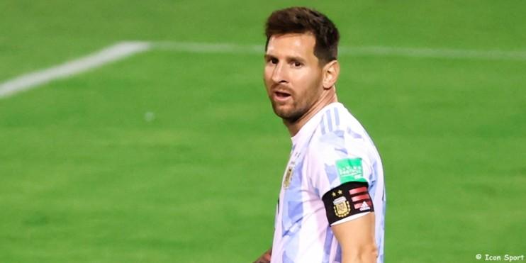 Lionel Messi régale avec l'Argentine (ses trois buts en vidéo) !