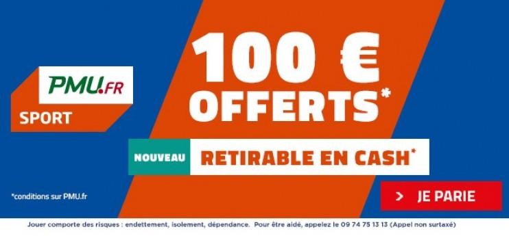 Pronostic Reims PSG : 100€ remboursés en CASH !