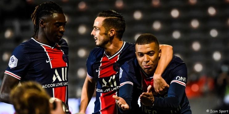 Nîmes 0-4 PSG : les notes des Parisiens