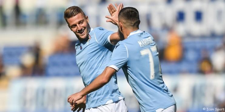 Deux joueurs de la Lazio dans le viseur — PSG