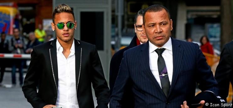 Neymar Senior en remet une couche !