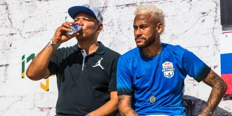 Neymar Senior a tout fait pour son fils durant le mercato...