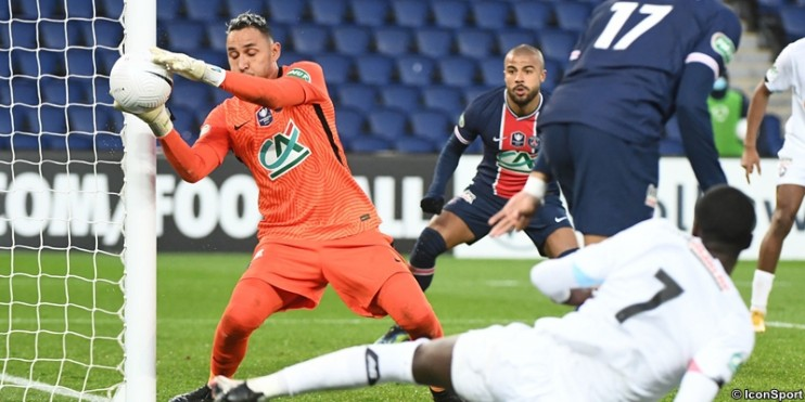 PSG 3-0 Lille : les notes des Parisiens