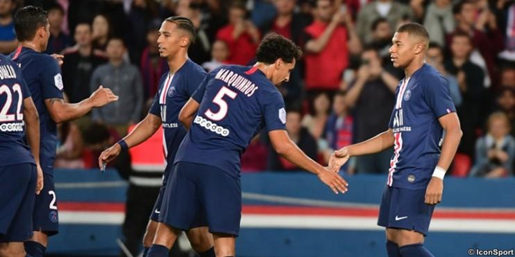 PSG 3-0 Nîmes : les notes des Parisiens