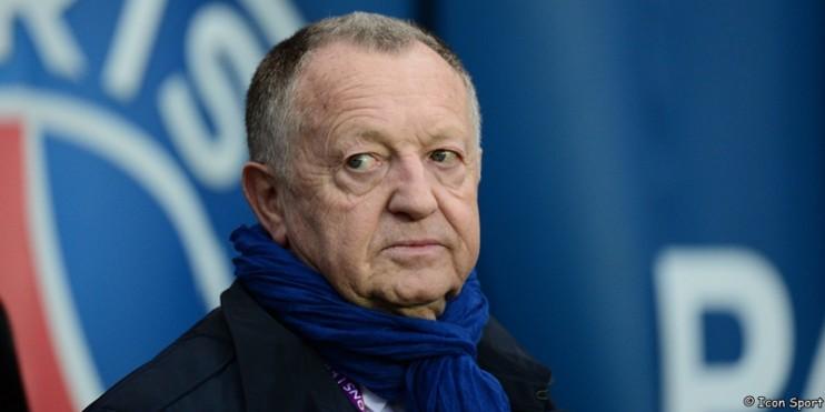 Lyon-PSG : Aulas lance déjà les hostilités