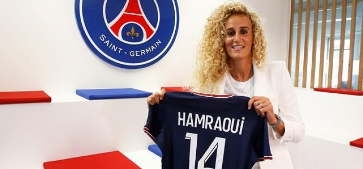 PSG : Hamraoui de retour ! (officiel)