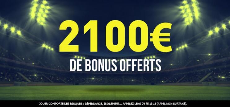 Les meilleurs bonus et offres de l'Euro 2021
