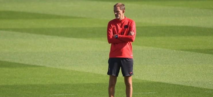 PSG : le staff impressionné par les joueurs en forme