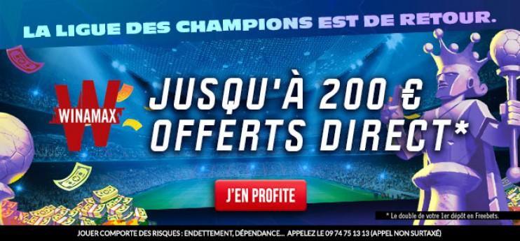 Pronostic Club Bruges - PSG: 334€ à gagner!