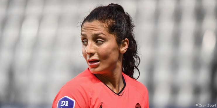 PSG : c'est fait aussi pour Nadia Nadim !