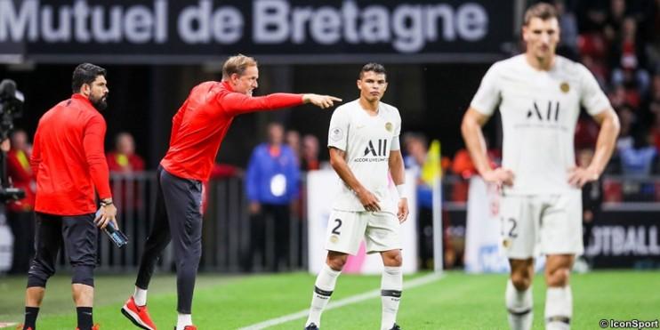 Rennes 2-1 PSG : les notes des Parisiens