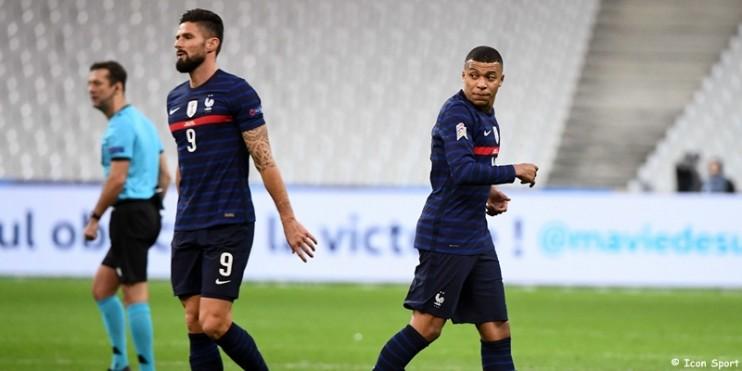 Propos de Giroud : Mbappé n'a pas digéré